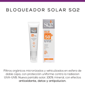 Bloqueador solar SQ2